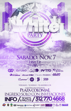 The White Party Festival