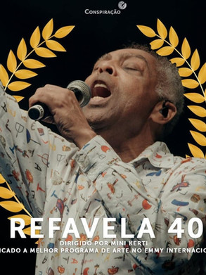 Refavela 40