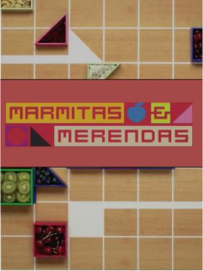 Marmitas e Merendas