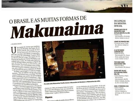 Makunaima e o Monte Roraima