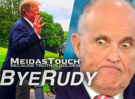 New Video: 'Bye Rudy'