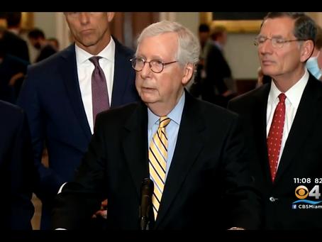 Republicans Block Key Voting Rights Bill Using Filibuster
