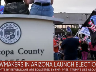 ARIZONA ELECTION AUDIT IS 'FARCE' TO APPEASE TRUMP BASE
