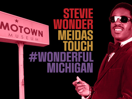 New Video: 'Wonderful Michigan' Feat. Stevie Wonder