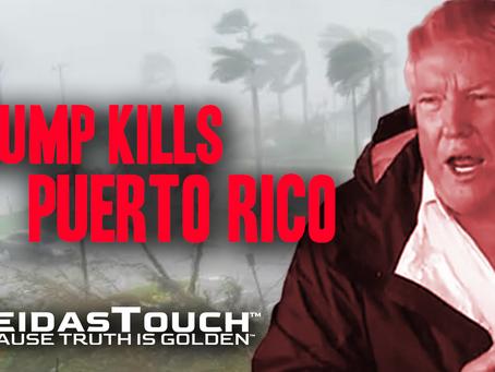 New Video: 'Trump Kills Puerto Rico'