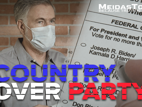 New Video 'Country Over Party'