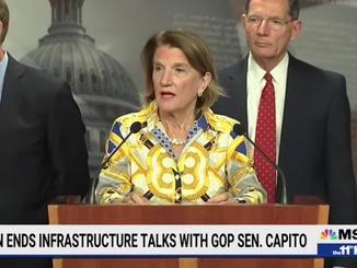 President Biden Redirects Focus on Infrastructure After Republican Opposition