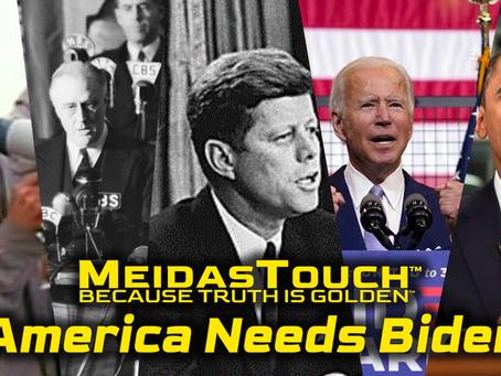 New Video: 'America Needs Biden'