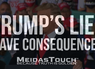 New Video: 'Trump's Lies Have Consequences'