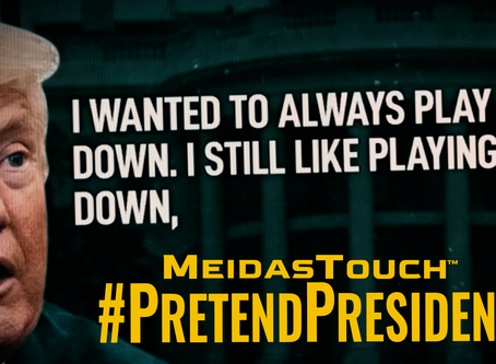 New Video: 'Pretend President'