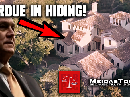 MeidasTouch and Fair and Balanced PAC Join Forces to Expose David Perdue's Hidden Mega-Mansion