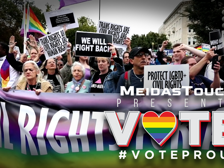 Exclusive New Video: MeidasTouch Presents 'Vote Proud'