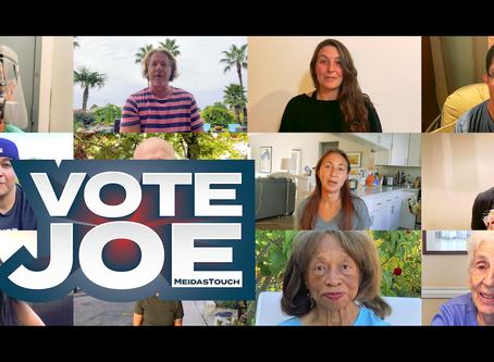 New Video: 'I'm Voting For Joe'
