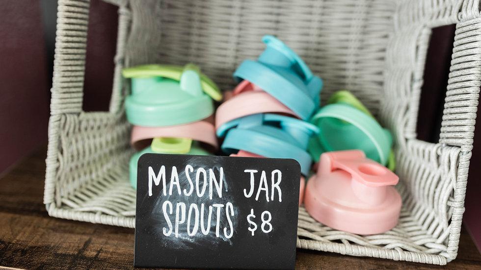 Mason Jar Spout