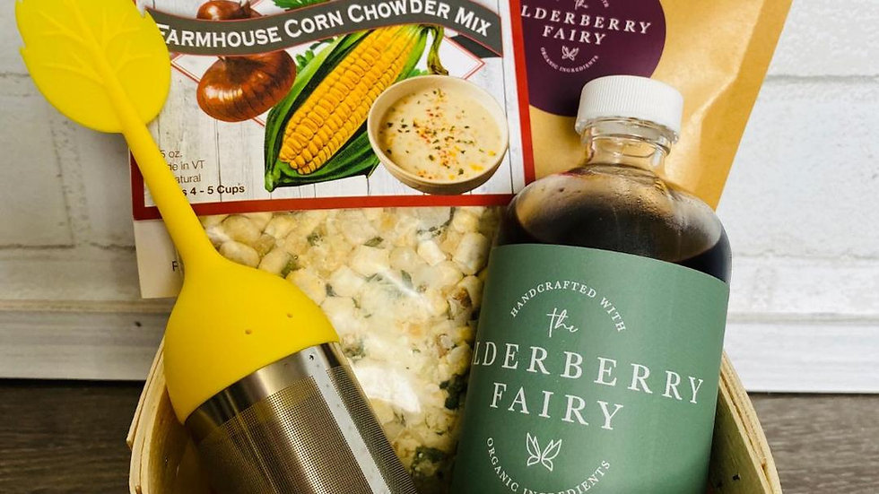 Elderberry Fairy Care Package