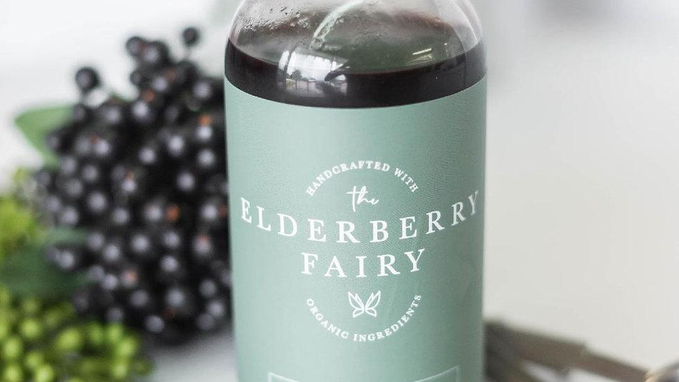 Elderberry Cough Blend ( 16 oz )
