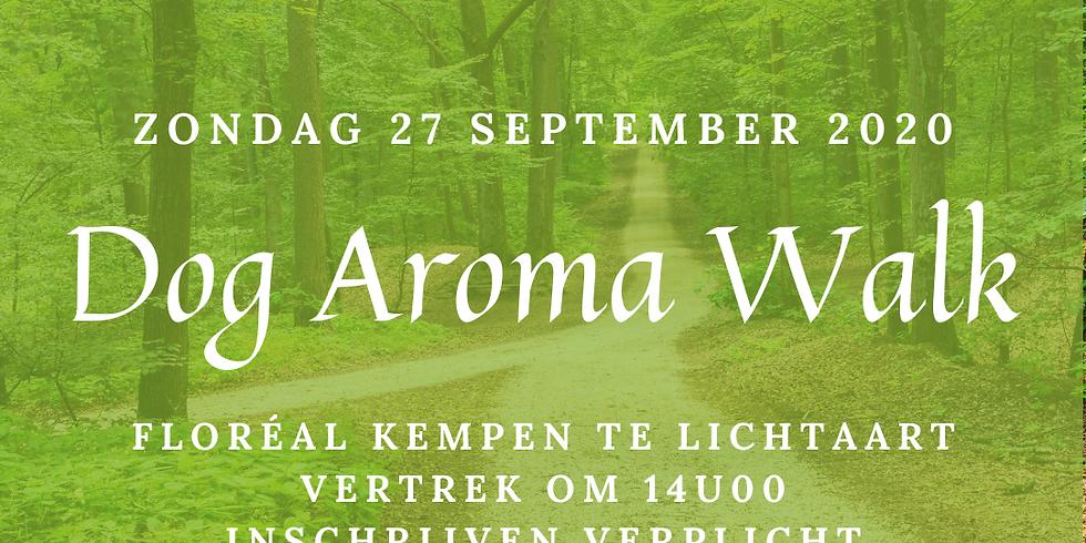 Dog Aroma Walk 27/09/2020
