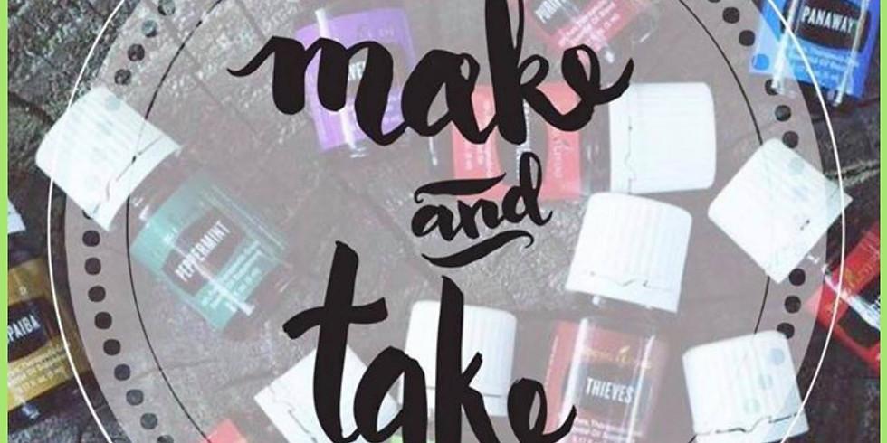 YL Day Make & Take (t.v.v. Beleefhoeve Pantouf)