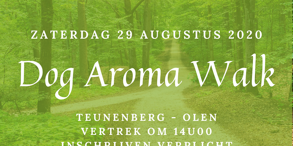 Dog Aroma Walk 29/08/2020