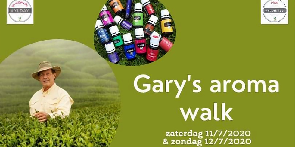Gratis wandeling - Young Living Day 11/07/2020