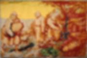 Alain Vanclooster - Platte kaas met alse