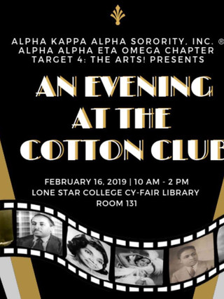 An Evening at the Cotton Club