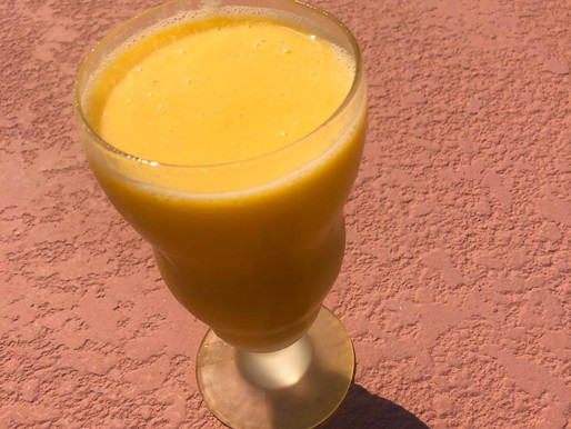 Mango banana Weight Loss  Smoothie