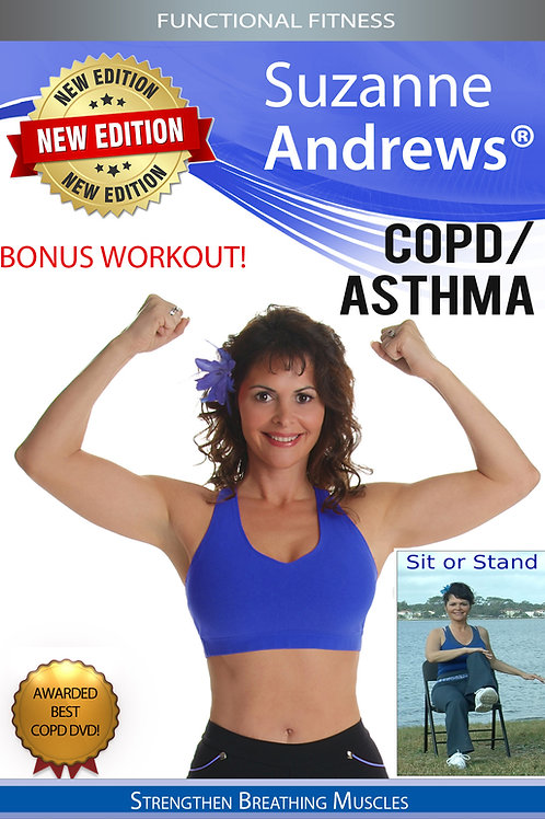 Best COPD DVD for Chronic Obstructive Pulmonary Disease