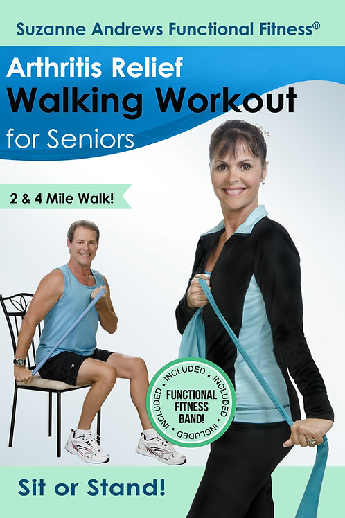 Best Walking DVD for Seniors and Boomers