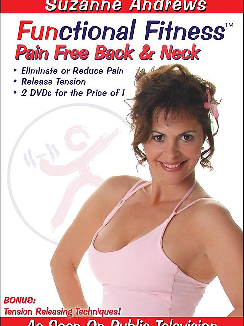 Pain Free Back - Neck DVD