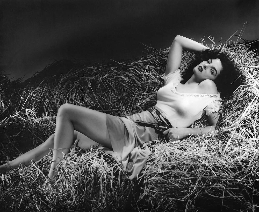 Jane Russel Beauty Secrets