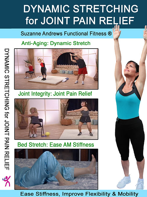 Dynamic Stretching for Joint Pain Relief