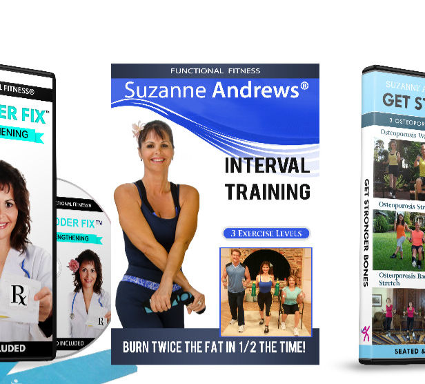 Functional Fitness dvds, buy 2 get 1 free