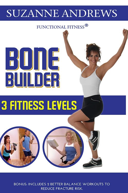 Osteoporosis Bone Builder for Seniors