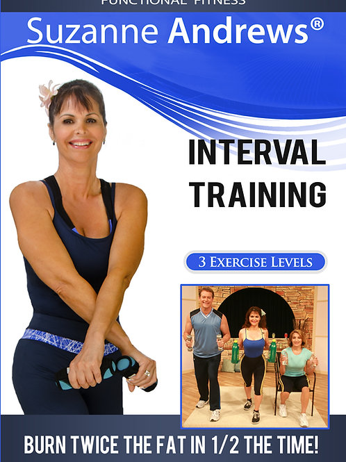 Interval Training Fat Burning Workout