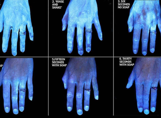 CORONA VIRUS TIP: TOP 3 MISTAKES PEOPLE MAKE WASHING THEIR HANDS