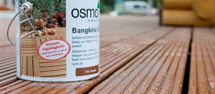 Краска OSMO Дерево