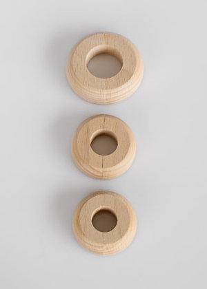 Coswick. Накладка деревянная.