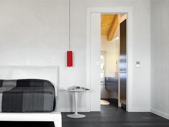 Eclisse. Unico - пенал для одностворчатой раздвижной двери