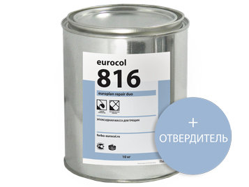 816 Europlan Repair Duo. Эпоксидная масса для трещин.