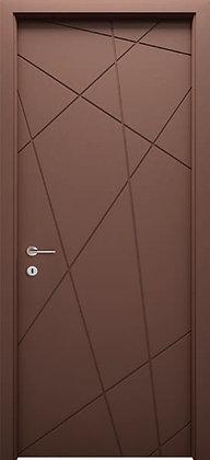 Дверь Academy. NEXT Collezione с ассимитричным рисунком