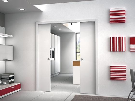 Eclisse. Unico Double -  для двухстворчатой раздвижной двери