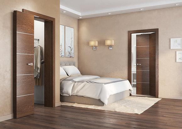 Unico doors. Дверь-книжка.Twice.