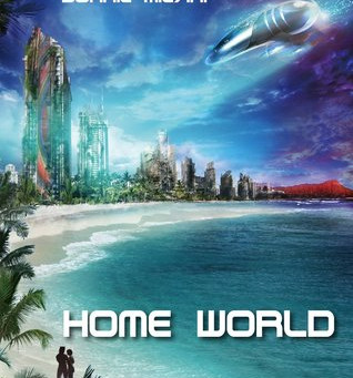 Book Review: Home World by Bonnie Milani