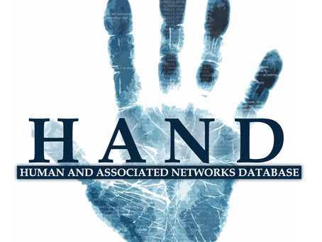 HAND - Human And Associated Networks Database