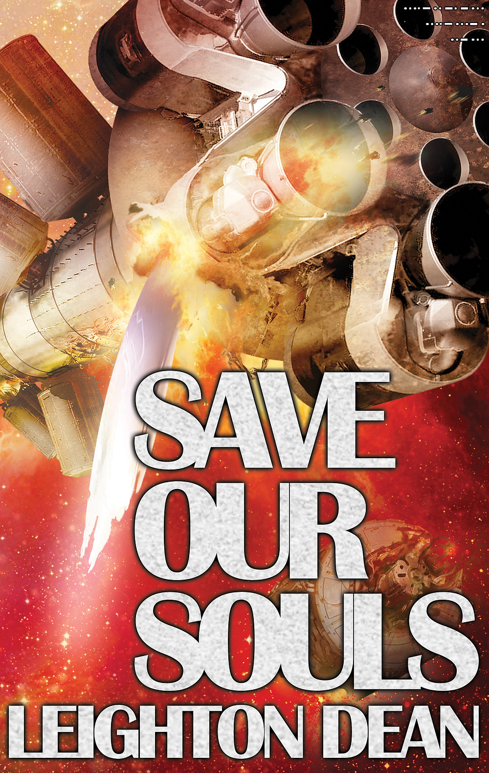 Ebook Cover for Save Our Souls
