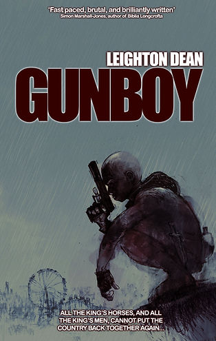 Gunboy Ebook Cover