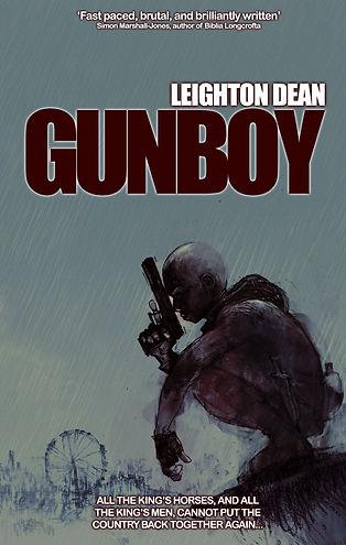Gunboy Ebook Cover