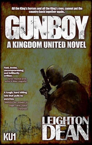 GUNBOY, by Leighton Dean
