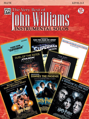 The Very Best of John Williams Play-Along